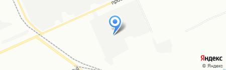 Алфикс на карте Омска