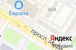 Схема проезда до компании Плюс Банк, ПАО в Омске