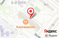 Схема проезда до компании Медиапром-Групп в Омске
