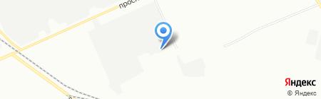ИВИКОН на карте Омска
