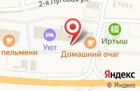 Схема проезда до компании Sotrans в Троицком