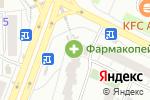 Схема проезда до компании Банкомат, Газпромбанк в Омске