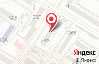 Схема проезда до компании Артмедиа в Омске