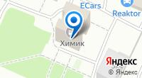 Компания Сибирский центр аттестации рабочих мест и экологии на карте