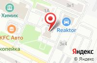 Схема проезда до компании Будь Здоров в Омске