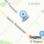 Ходовка.ру на карте Омска