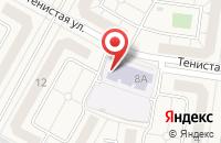 Схема проезда до компании Лесная сказка в Троицком