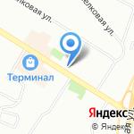 Командор Центр на карте Омска
