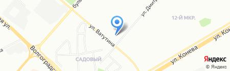 Аудио Системы на карте Омска