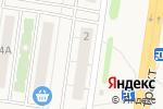 Схема проезда до компании ВСЕ ОКНА в Троицком