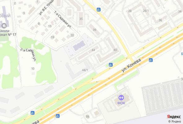 жилой комплекс Садовый