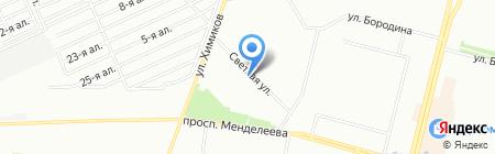 Виаль профи на карте Омска