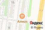 Схема проезда до компании Беби Брусничка в Троицком
