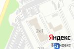 Схема проезда до компании ХимПромИнструмент в Омске
