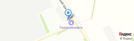 Партнер на карте Омска