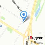 Era Auto на карте Омска