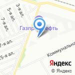 Механика на карте Омска