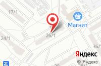 Схема проезда до компании Издательский Дом «Прогресс» в Омске