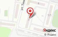 Схема проезда до компании Золотой Венец в Омске