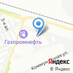 АЛЬЯНС АВТО на карте Омска