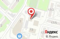 Схема проезда до компании Жилищно-коммунальное общество 5 Советского административного округа в Омске