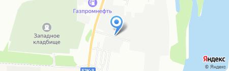 РадиаторСервис на карте Омска