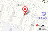Схема проезда до компании DC pub в Жуковском