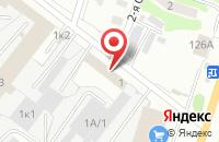 Схема проезда до компании Мтсервис в Омске
