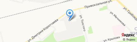ОСКар на карте Сургута