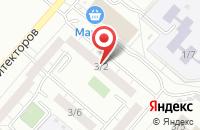Схема проезда до компании Информбюро в Омске