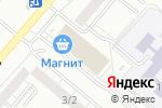 Схема проезда до компании Секонд-хенд в Омске