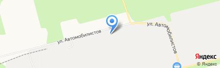 Эль-Капитан на карте Сургута