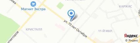 Платежный терминал Восточный экспресс банк на карте Омска