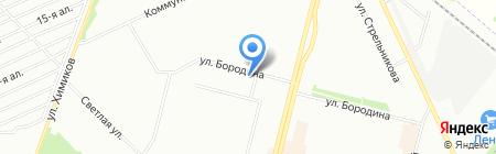 Банкомат ОТП Банк АО на карте Омска