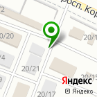 Местоположение компании ОАЗИС
