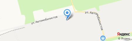 Ассорти на карте Сургута