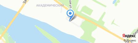 Селена-С на карте Омска