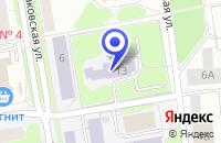 Схема проезда до компании НПЦ ЗЕМЕЛЬНЫЕ РЕСУРСЫ СИБИРИ в Омске