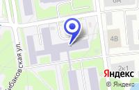 Схема проезда до компании НП НПО КАДАСТР в Омске