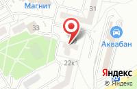 Схема проезда до компании Новый Городовой в Омске