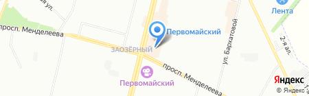 Tescoma на карте Омска