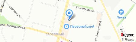 Ну погоди! на карте Омска
