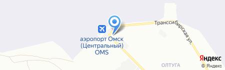 Каприз Туризм Сибирь на карте Омска