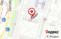 Схема проезда до компании Прогресс в Омске