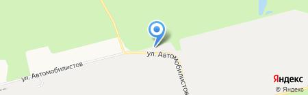 СтаерСтрой на карте Сургута