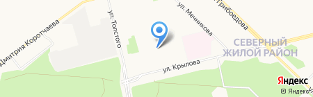 Монтажная фирма на карте Сургута