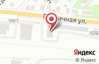 Схема проезда до компании Талан в Омске