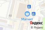 Схема проезда до компании Магазин нижнего белья и чулочно-носочных изделий в Омске