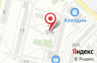 Схема проезда до компании Компания «Новый Мир» в Омске