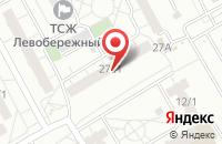 Схема проезда до компании Рекламно-Информационное Агентство «Новости Деловой Среды» в Омске